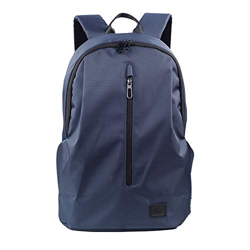 U/A Men's Backpack Business Casual Backpack Solid Color Oxford Cloth Computer Bag Fashion Backpack