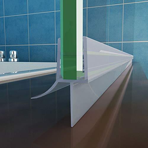 MIQU - Tira de plástico para mampara de ducha (4/5/6/8 mm): Amazon.es: Bricolaje y herramientas