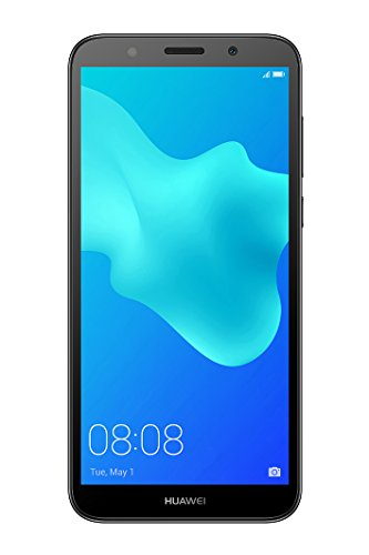 Huawei 6901443229031 Y5 2018 Smartphone Schwarz