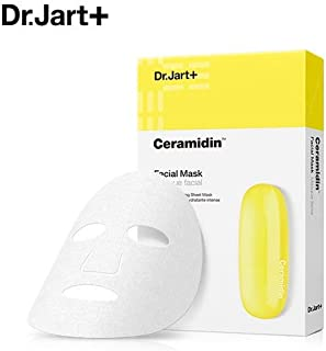 Dr. Jart+ Cera Fantasy Ceramidin Facial Mask 5 Sheets Ceramide Face Pack Moistur