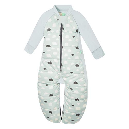 Ergopouch Organic Cotton Sleepsuit Bag Clouds 2.5 Baby Schlafsack