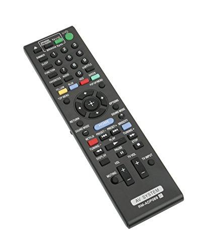 Vinabty Reemplazo RM-ADP069 Sistema AV Control Remoto para Sony BDV-E280 BDV-E380 BDV-E580...