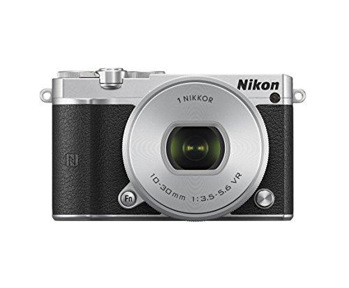 Nikon ミラーレス一眼 Nikon1 J5 標準パワーズームレンズキット シルバー J5HPLKSL