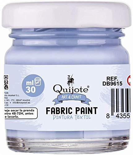 Quijote DB9615 - Pintura textil, especial para telas y tejid