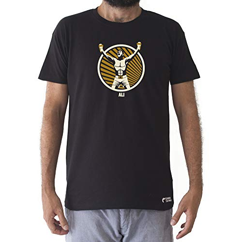 Camiseta de Muhammad Ali