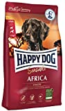 Happy Dog Supreme Sensible Africa, 12.5 Kg, 1er Pack (1 x 12.5 kg)