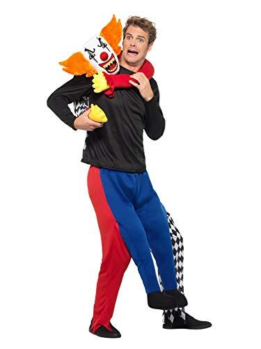 Smiffys Piggyback Kidnap Clown Kostuum