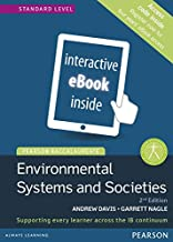 Pearson Baccalaureate: Environmental Systems and Societies 2e standalone etext