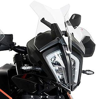 Puig Bulle HP pour KTM 790 Adventure 2019 fum/é Clair 3587h