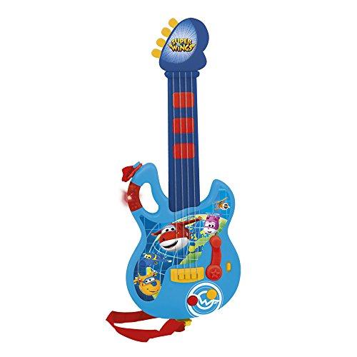 Super Wings Superwings Guitarra (Claudio Reig 2124) , color/modelo surtido