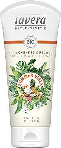 Lavera Bio Summer Vibes Erfrischendes Duschgel (6 x 200 ml)