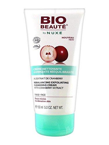Nuxe Bio Beaute Crema Limpiadora Exfoliante Reequilibrante , 150ml