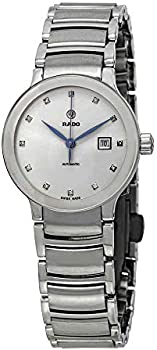 Rado Centrix Automatic Diamond Silver Dial Ladies Watch