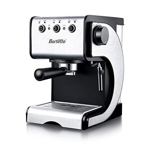 Espresso Machines 15 Bar Coffee Machine with Milk Frother...