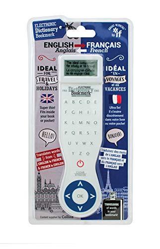 Electronic Dictionary Bookmark (Translation Edition) - French-English