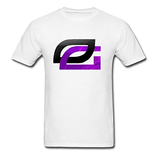 Comfortable On Sale Optic Gaming Customized logo Male Shirt X-Large