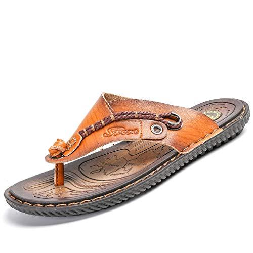 M-Y-L Spa Slippers, heren sandalen zomer outdoor strand schoenen flip-flops handgemaakte slippers