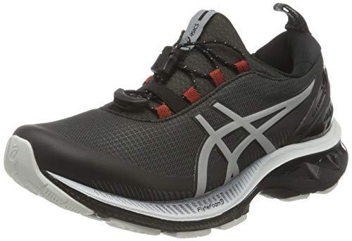 ASICS Gel-Kayano 27 AWL, Zapatillas de Running Mujer, Gris grisáceo Pure Silver, 37 EU