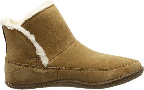 Sorel Damen Stiefeletten, Nakiska Bootie, Braun (Camel Brown), Größe: 38