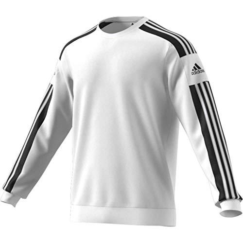 adidas Squadra 21 Sweatshirt, Weiß, XL