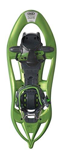 TSL 325 Ride, Racchetta da Neve Unisex-Adulto, Cactus, 50 kg / 120 kg