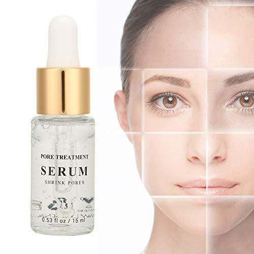 Réduire les pores du visage-Réduit les pores et réduit les ridules de l'acné,Convient au nettoyage en profondeur des femmes et des hommes