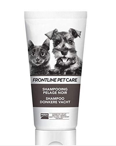 Frontline Pet Care Shampooing Pelage Noir - 200 ML