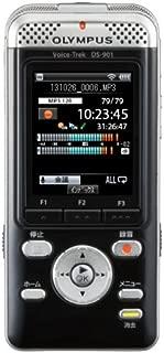 OLYMPUS リニアPCMレコーダー ボイストレック DS-901 ブラック 4GB+SDカードスロット Wi-Fi搭載 カラーLCD DS-901 BLK
