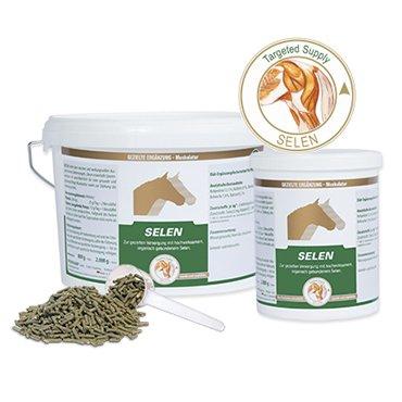 Equipower, integratore alimentare Selen, Vetripharm, adatto per cavalli, confezione da 800...