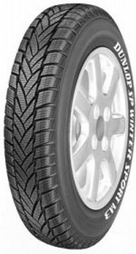 Dunlop SP Winter Sport M3 MS M+S - 265/60R18 110H - Winterreifen