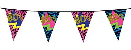 Boland 44600–Banderines años '80, multicolor
