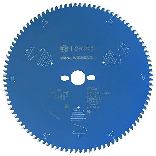 Bosch Professional Kreissägeblatt (für Aluminium, AußenØ: 305 mm, Bohrung: 30 mm, Zubehör für Kapp-, Gehrungssäge)