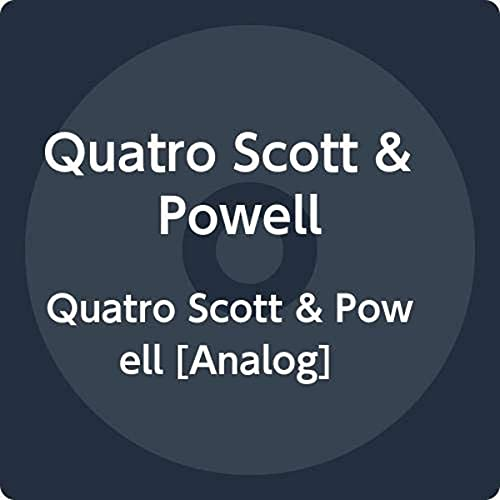 Quatro Scott & Powell [Vinyl LP]