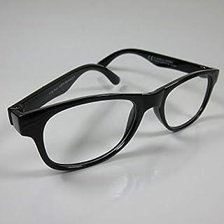CEPEWA eenvoudige leesbril +3,0 zwart1 voor hem & haar leeshulp kant-en-klare bril