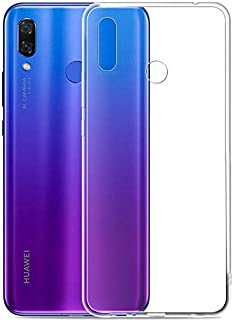 Huawei Y9 2019 TPU Silicone Ultra Thin Soft Case Back Protective clear Cover For Huawei Y9 2019