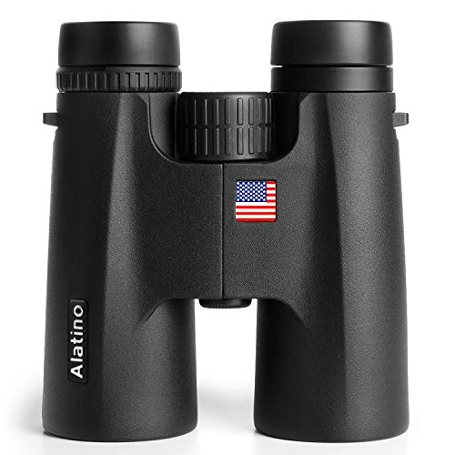 10x42 Adults Binoculars for Bird Watching, Hunting and Sports Events
