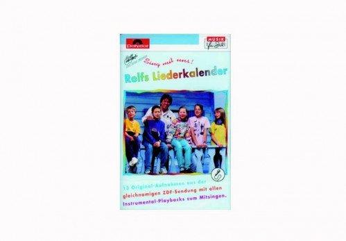 Rolfs Liederkalender...Sing [Musikkassette]