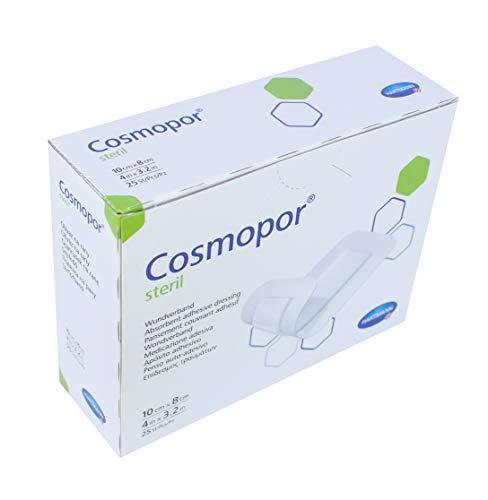 Cosmopor Pflaster steril 8x10cm 900806/1, 25 St