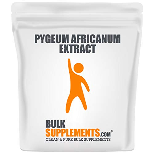 BulkSupplements Pygeum Africanum Extract