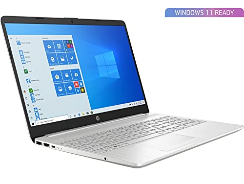 HP 15 Ryzen 3 Thin & Light 15.6-inch (39.6 cms) FHD Laptop (Ryzen 3 3250U/8GB/256GB SSD/Windows 10/MS Office/1.69 kg), 15s-gy0501AU, Silver