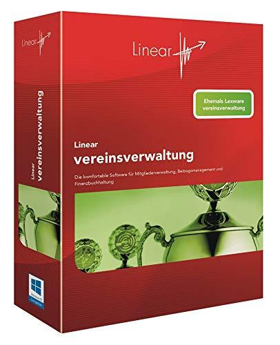 Linear Vereinsverwaltung Standard 2019 (ehemals Lexware Vereinsverwaltung)