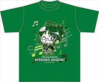 ミニッチュ アイドルマスター 秋月律子 Tシャツ