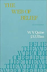 Book cover: The Web of Belief by W. V. Quine and J. S. Ullian