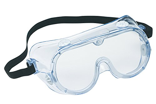3M Chemical Splash/Impact Goggle, 1 -Pack (91252-80024)