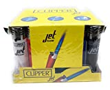 Clipper Encendedores de llama Jet (paquete de 4)