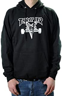 Skategoat Hooded Sweatshirt [X-Large] Black