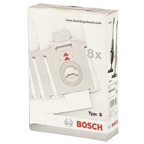 PakTrade 8 Staubsaugerbeutel Für Bosch BHS44770/03, BHS4488/03, BHS4N1/05, BHS4N2/05, BHS4N3/05, BHS4N4/05, BHZ4AF1(00)