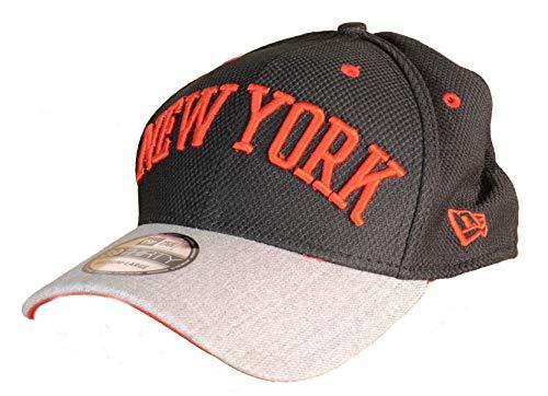New Era New York Chapeaux Noir Rouge 3930