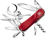 Victorinox Cigare 79 Canif Multifonction Rouge Translucide