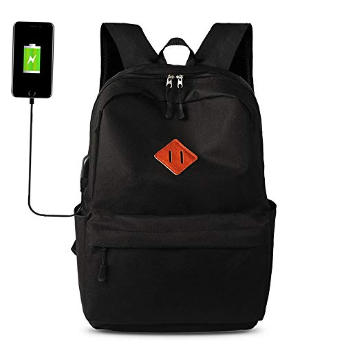 BSTLY Laptop Rucksack Computer Backpack School Bag for Travel/Business/College/Women/Men Daypack